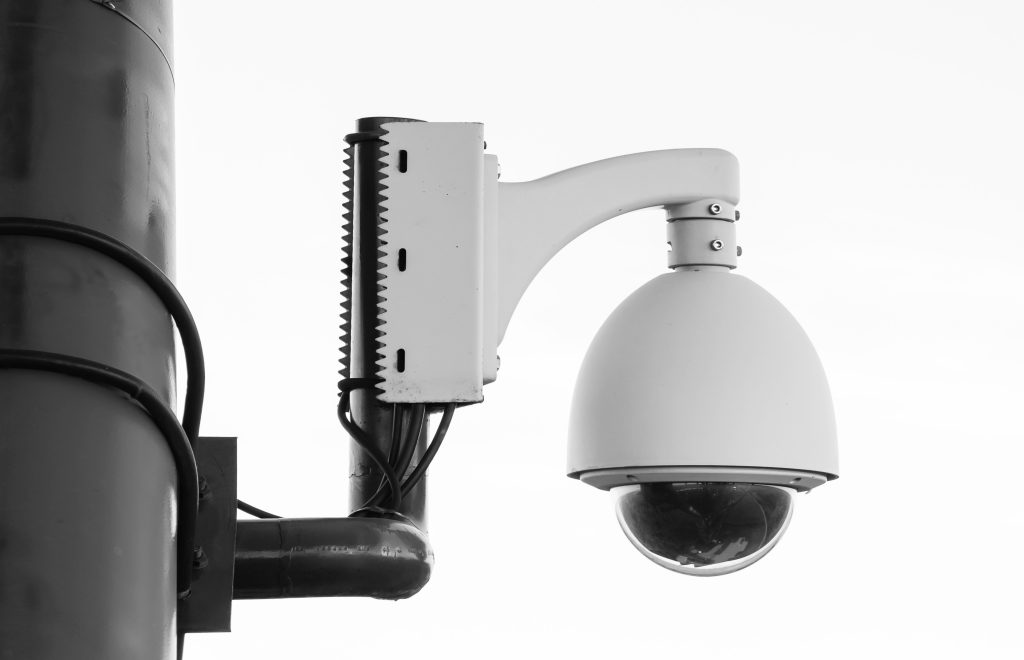 Remote Monitored CCTV