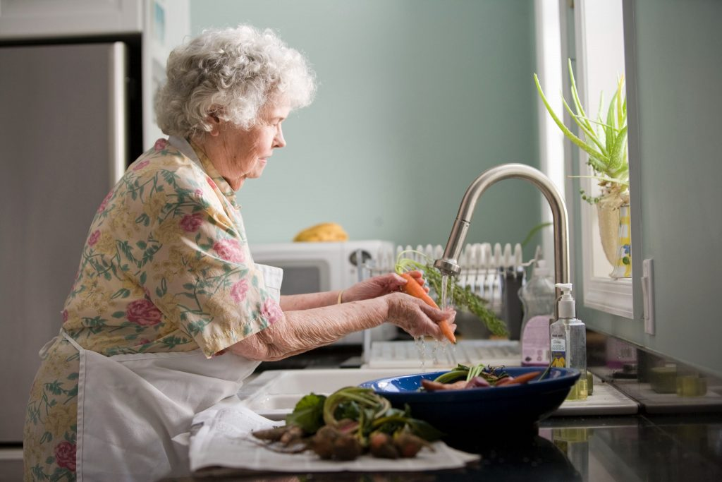 How remote cctv monitoring can help the elderly