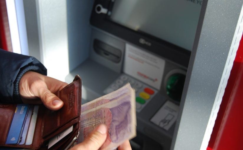 Would a cashless society help to prevent crime?